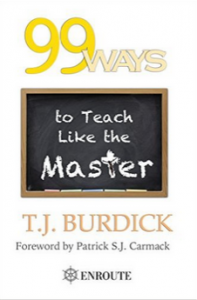 99 Ways to Teach like the Master book cover