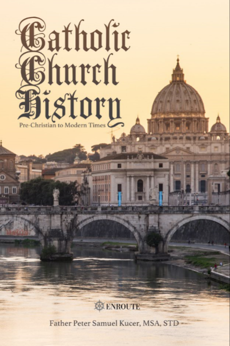 Catholic Church History: Pre-Christian to Modern Times