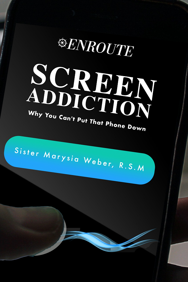 Screen Addiction: Why You Can't Put that Phone Down