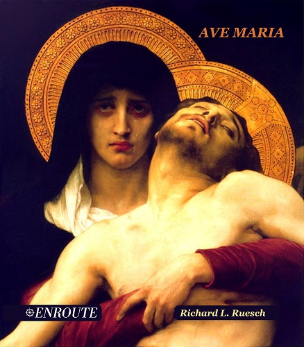 Ave Maria, authored by Richard Ruesch