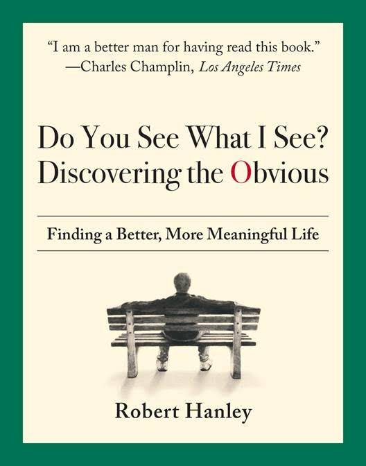 Do You See what I See? Discovering the Obvious, authored by Robert Hanley