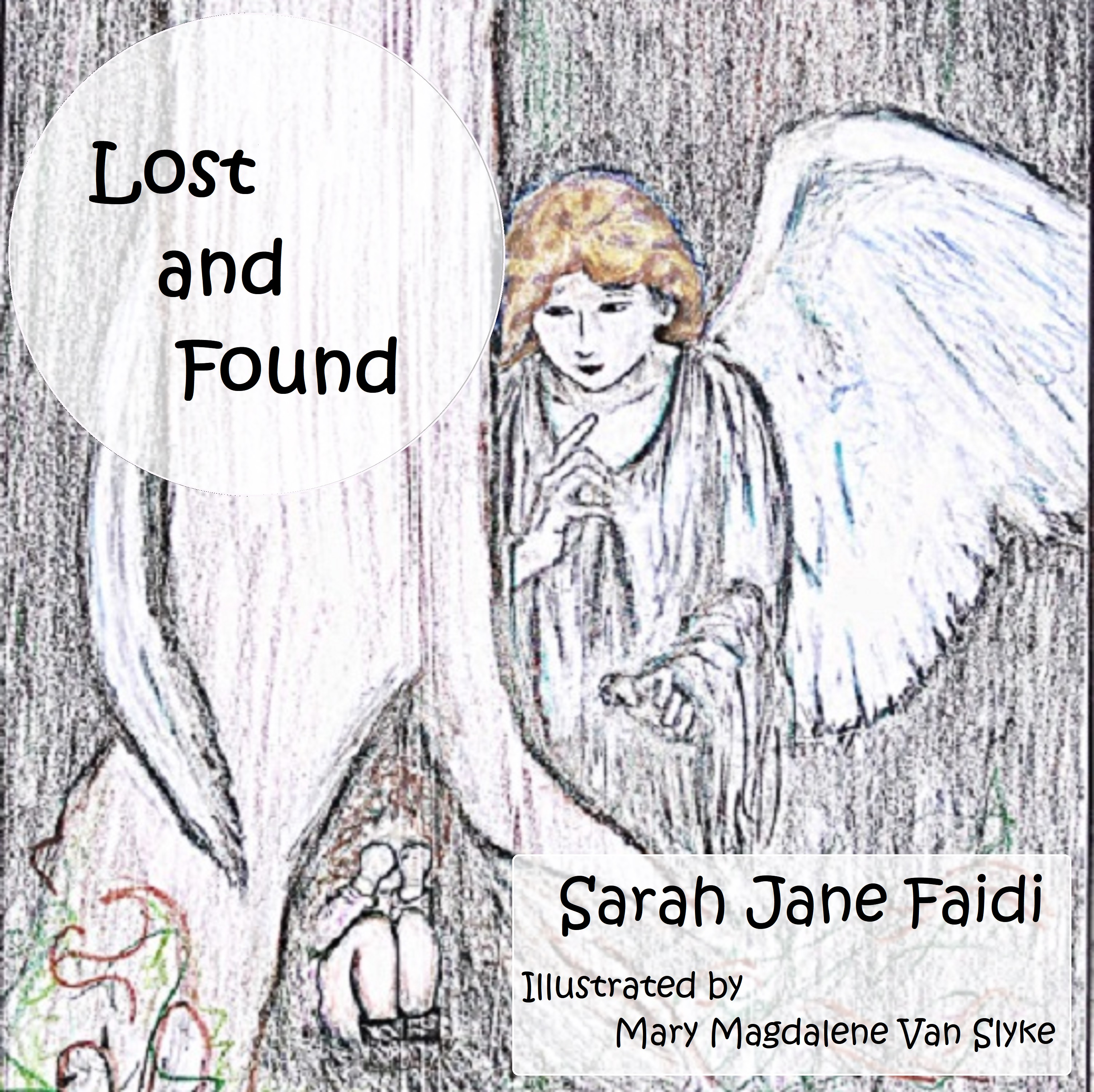 Lost and Found, authored by Sarah Jane Faidi