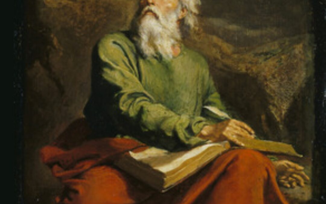 Prophetic Literature by Very Rev. Peter Samuel Kucer, MSA