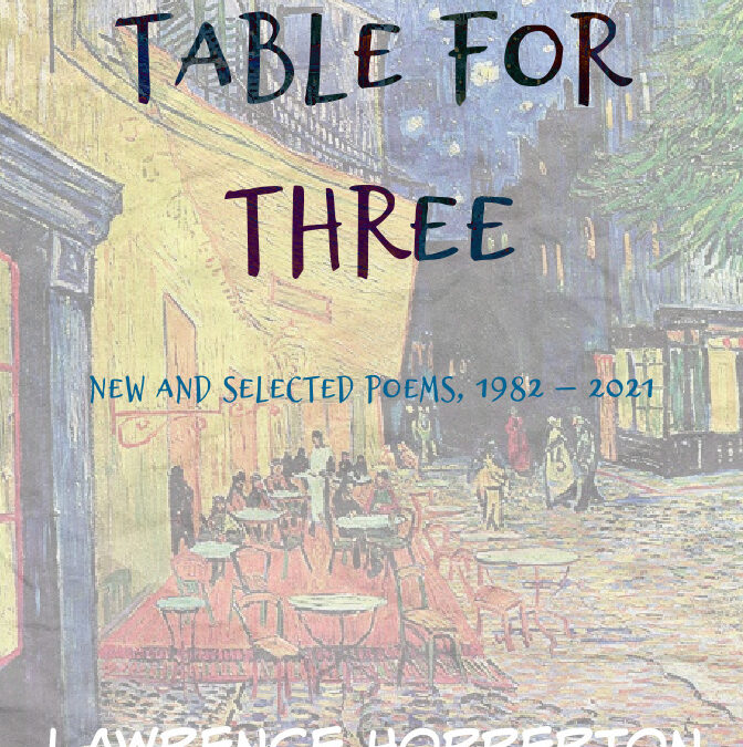 Table for Three by Larry Hopperton
