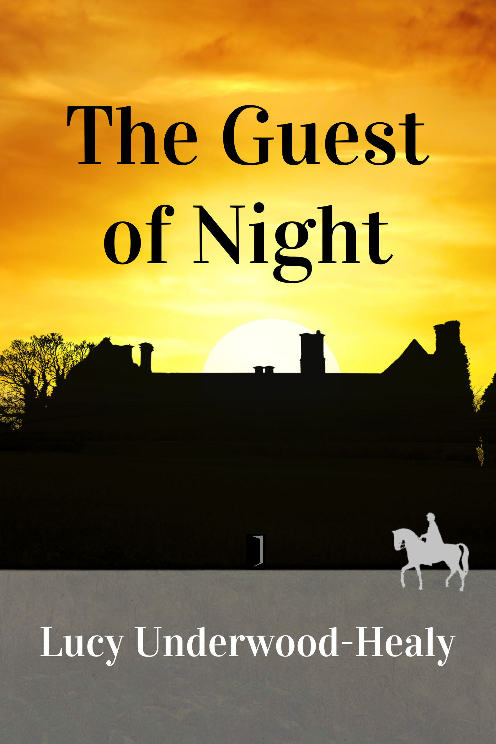 The Guest of Night by Lucy Underwood Healy